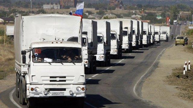 convoy Ukraine