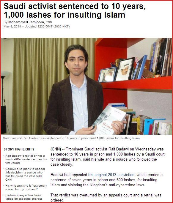 Raif Badawi CNN