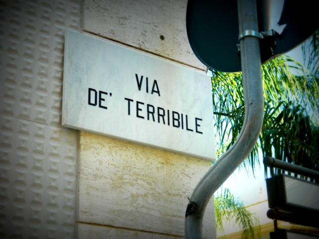 Via de Terribile