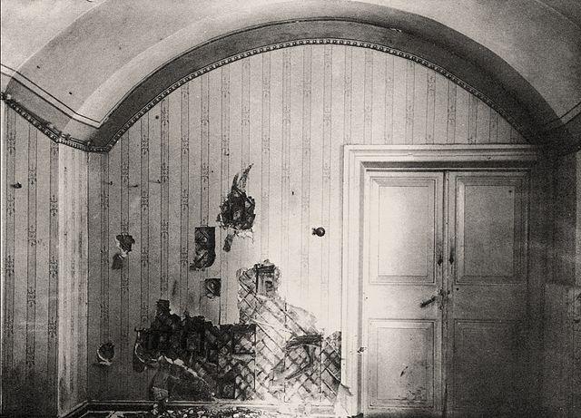 execution of Romanov
