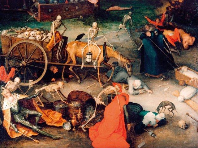 Pest im Mittelalter