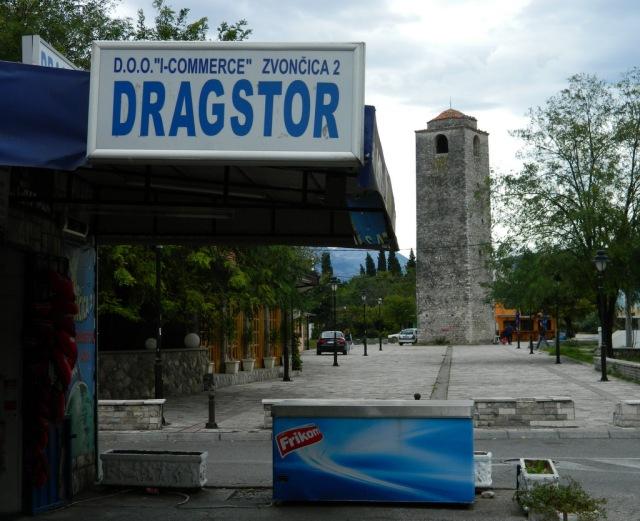 dragstor
