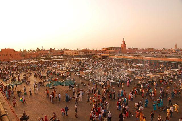 Marrakech_Jemaa-el-Fna_Luc_Viatour