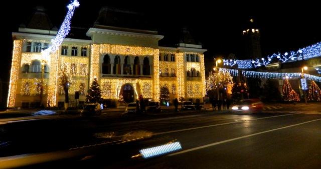 Targu Mures Christmas 1