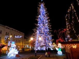 Targu Mures Christmas 2