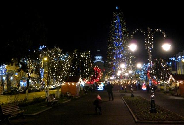 Targu Mures Christmas 3