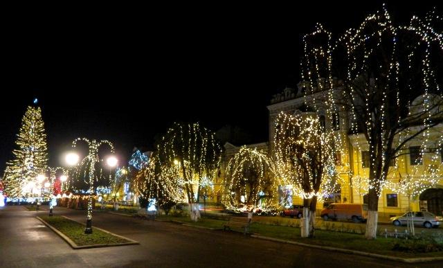 Targu Mures Christmas 4