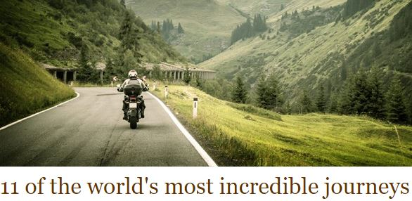 With at least 11 stunning clichés, that you have already read on 11 of the world's most extraordinary travel blogs.