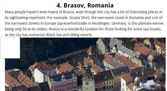 Brasov Black Sea