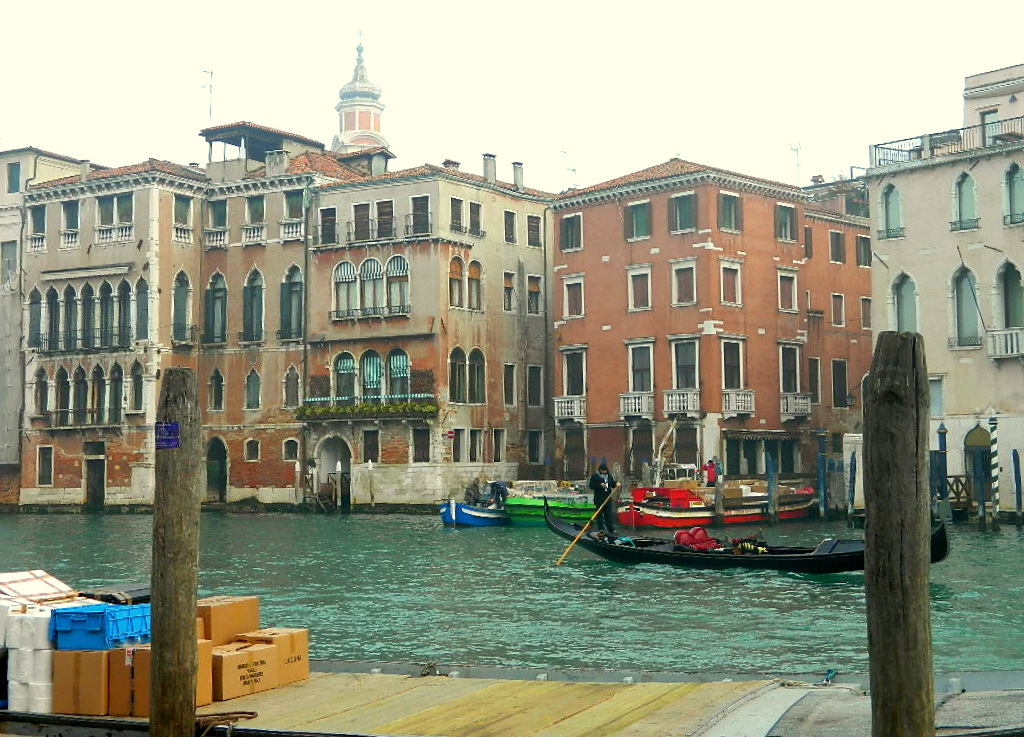 casino royale filming in venice