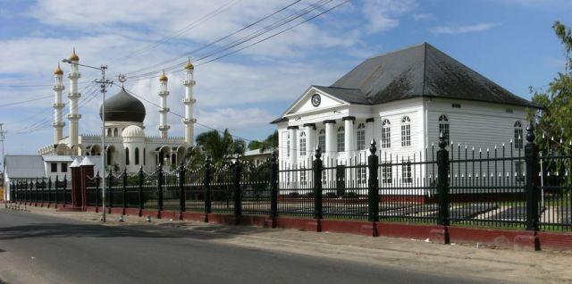 Moschee-Synagoge