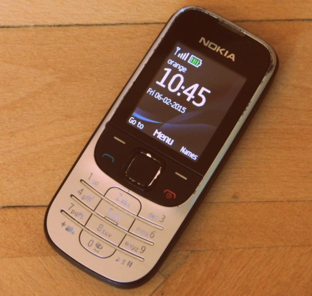 Nokia old phone