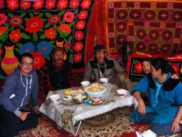 Timotei rad yurt Mongolia