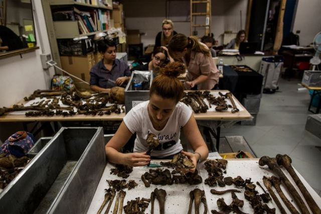 milan mass graves