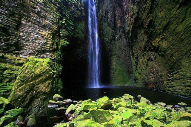 Fumacinha Waterfall