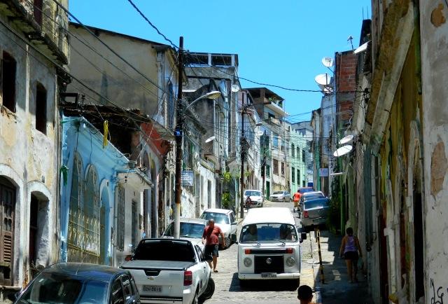 Rua da Poeira