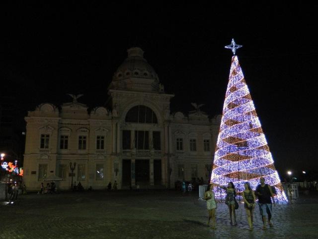 Weihnachten Salvador 1