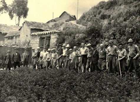 jüdische Einwanderer in Bolivien
