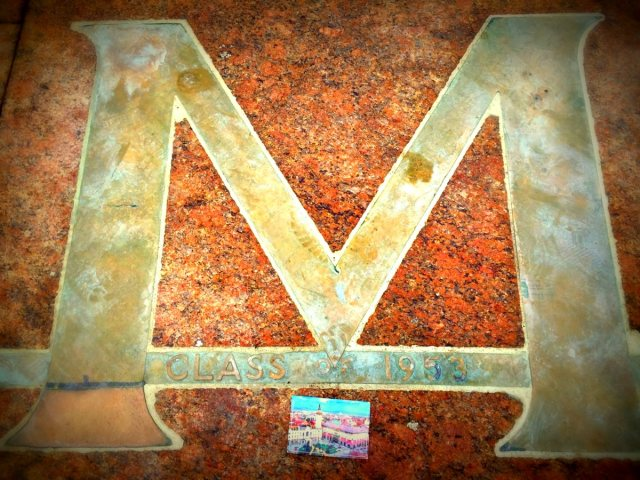 postcard TgM Ann Arbor