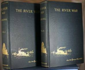 River War Churchill