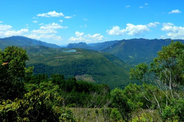 view from El Fuerte