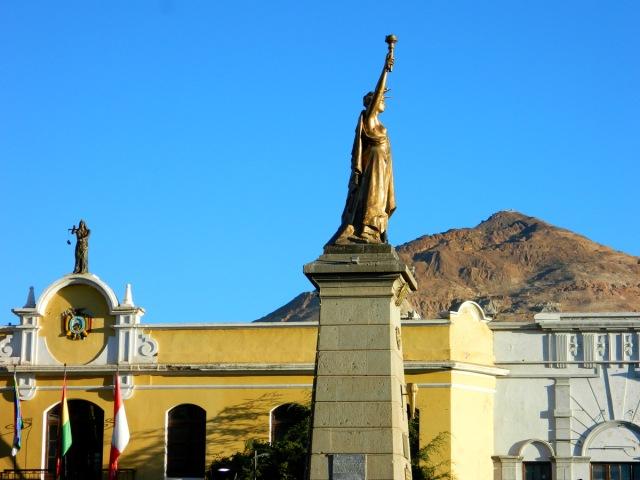 liberty justice Cerro Rico