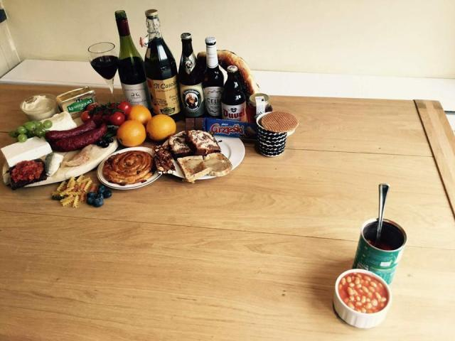 Image result for brexit food