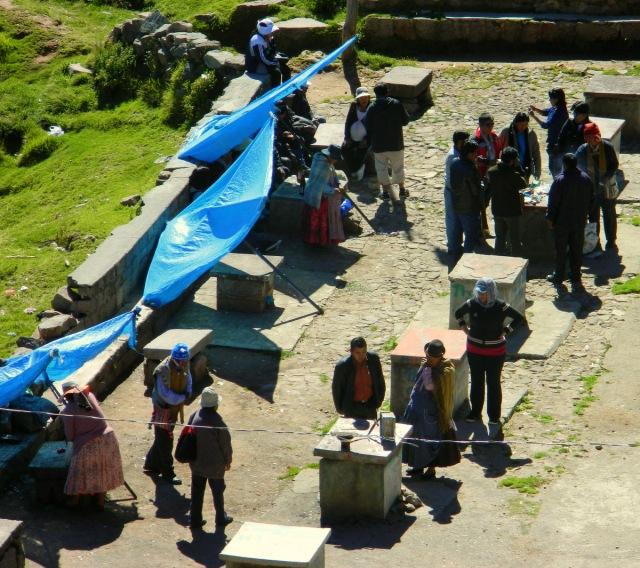 Aymara priests