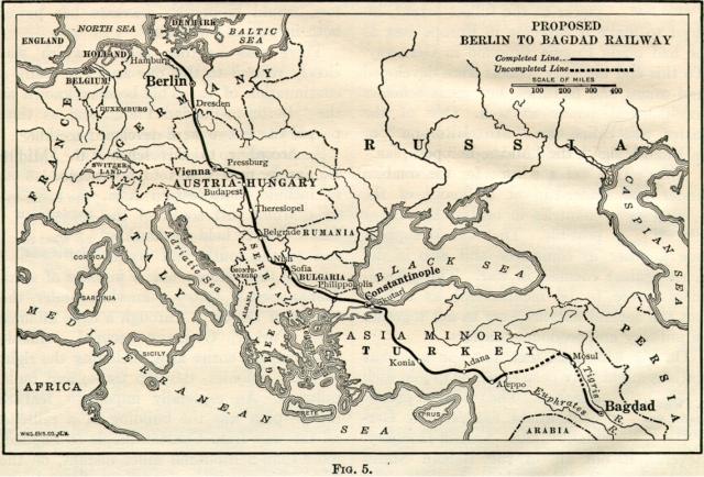 baghdad-railway-map