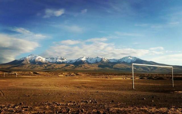 football bolivia