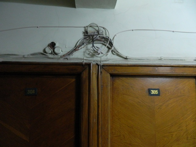 hotel wiring