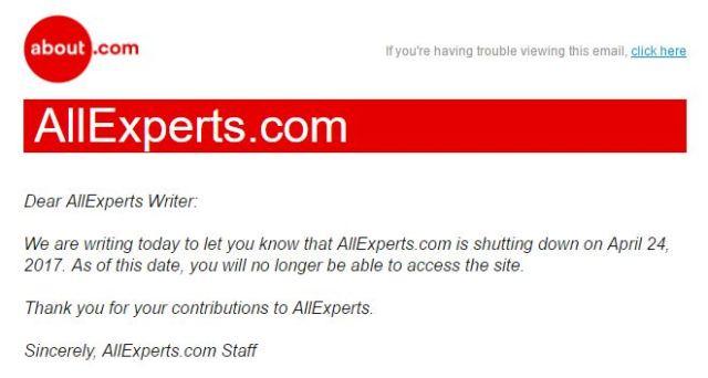 AllExperts