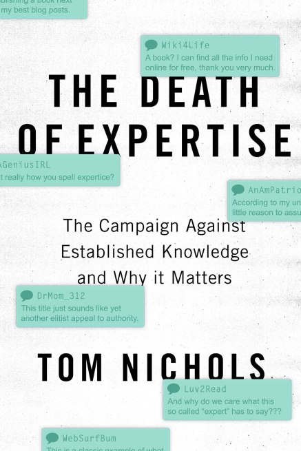 nichols_deathofexpertise