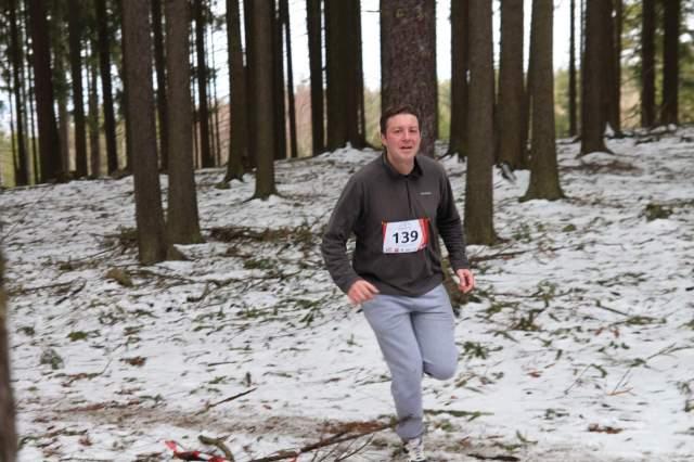 Laufen im Wald 2