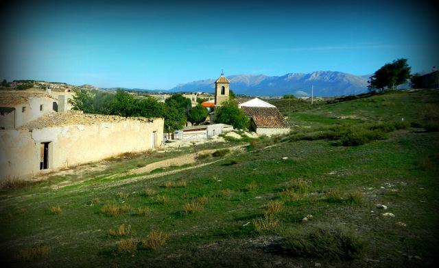 Venta Micena village.JPG
