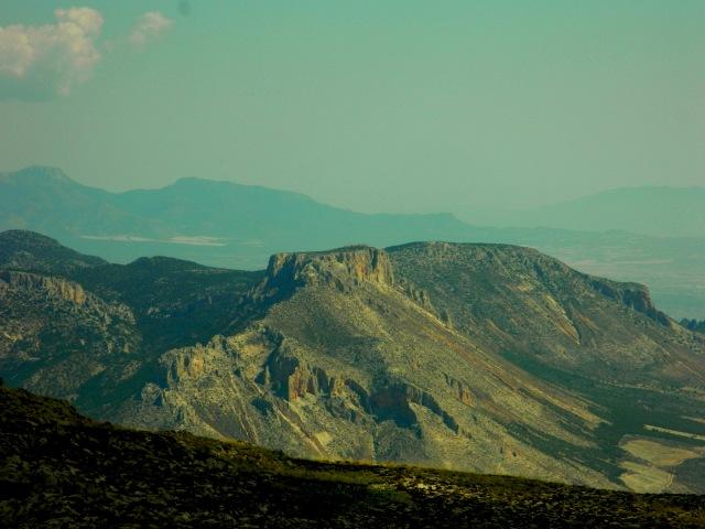 Blick auf Mesa