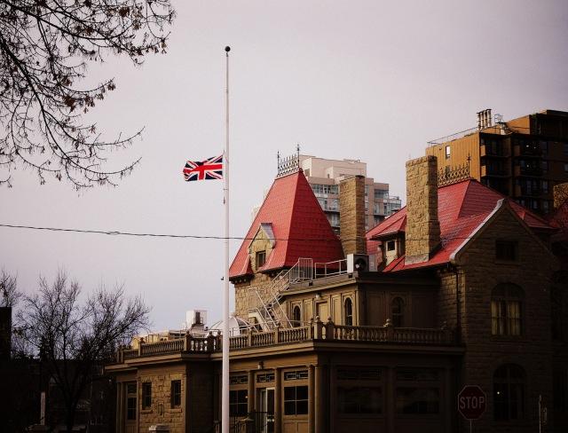 Union Jack half-mast.JPG