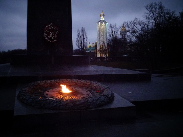 cenotaph holodomor church