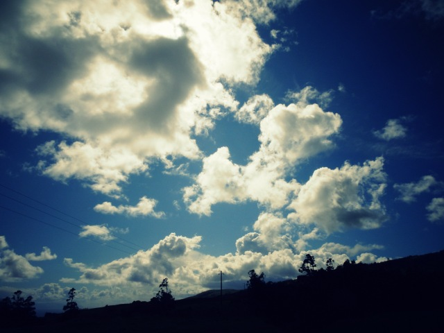 clouds on Faial (1)