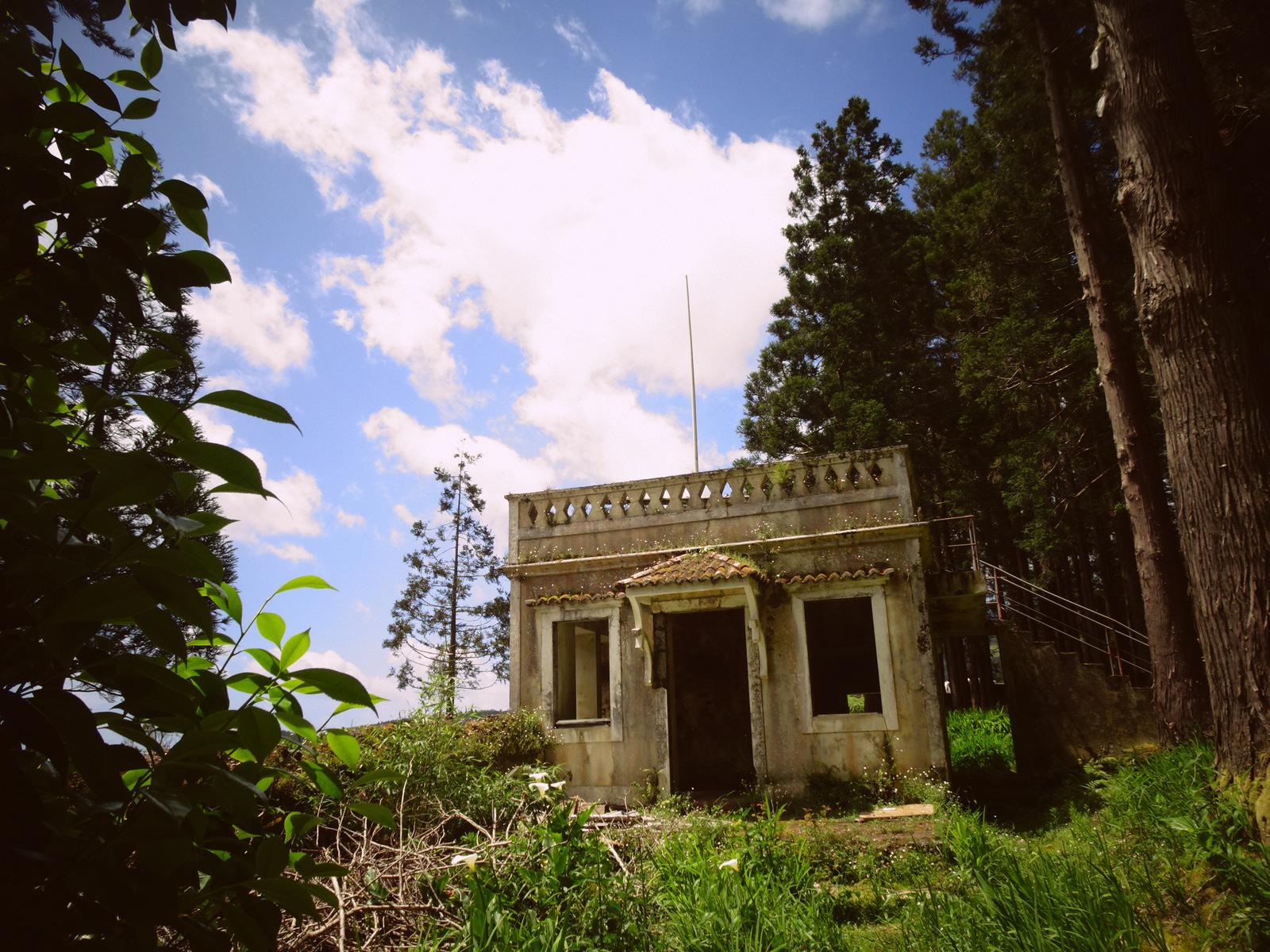 empty house near Eremite church